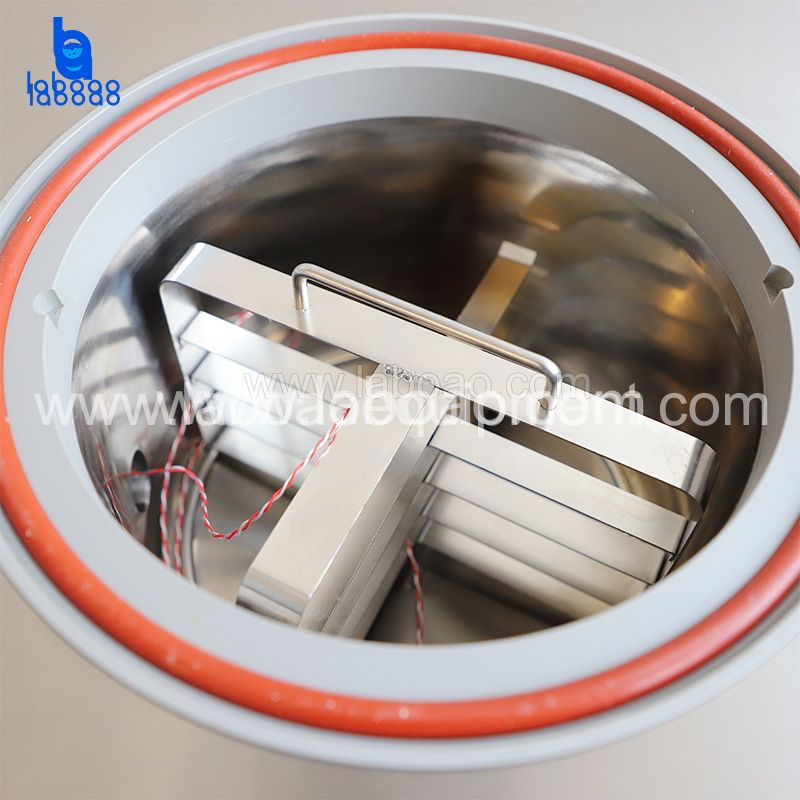 0.12㎡ benchtop manifold lab freeze dryer
