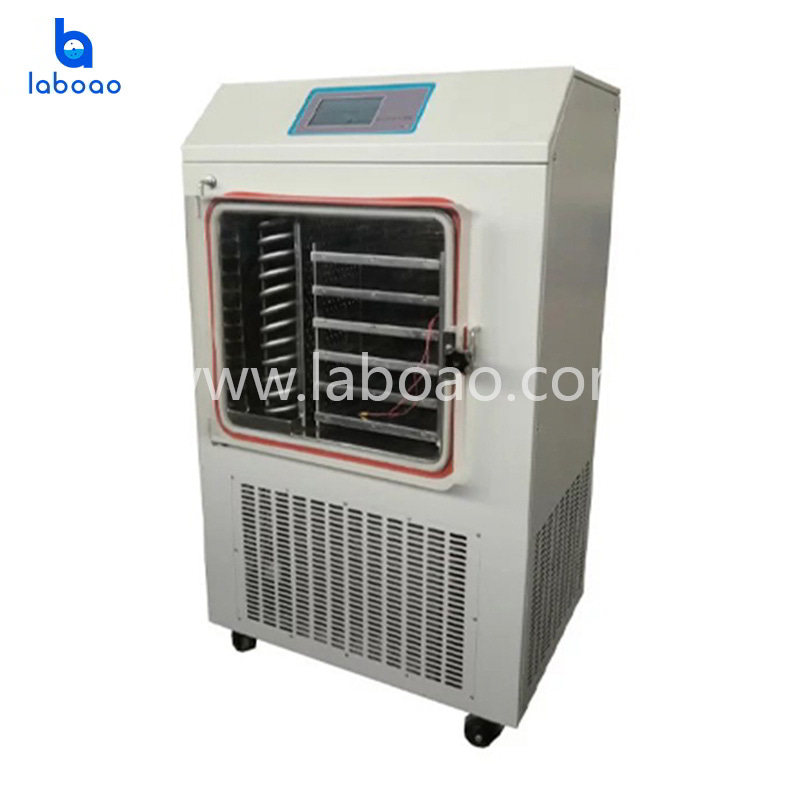 0.6㎡ electric heating freeze dryer for herbs
