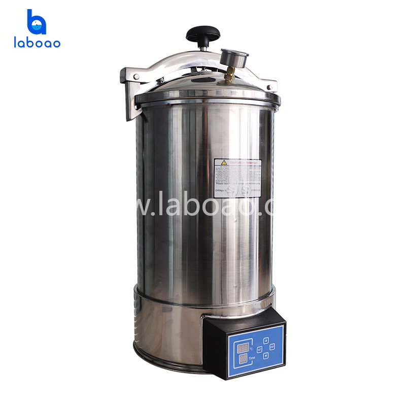 Fully automatic steam sterilizer