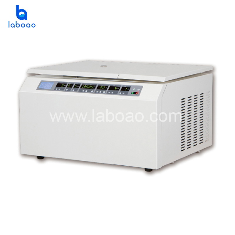 HR-26 high speed refrigerated centrifuge