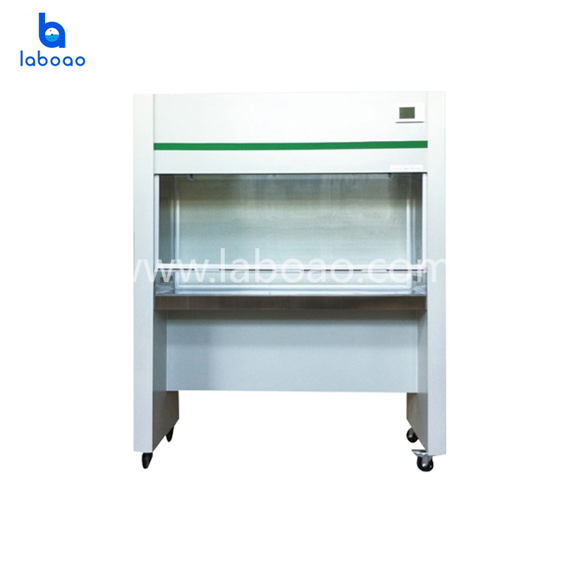 One side horizonal air flow clean bench