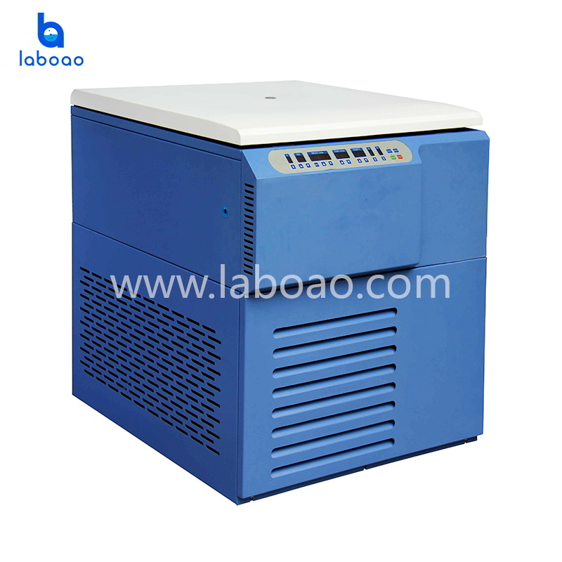 FLR-7M refrigerated ultra low speed centrifuge