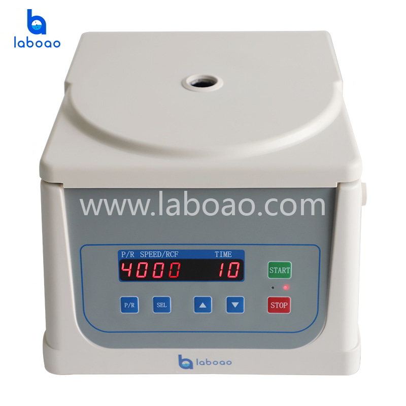 L-4C Small volume benchtop low speed centrifuge