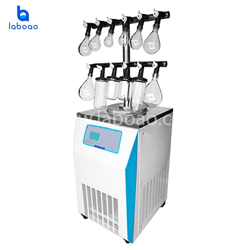 T type lab freeze dryer