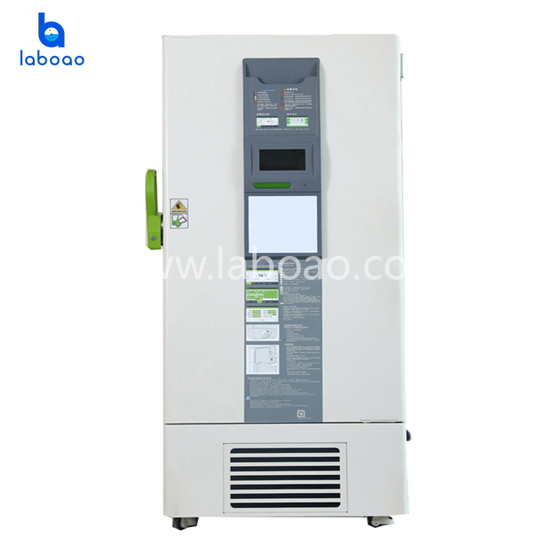 -86°C Ultra low temperature freezer with dual system