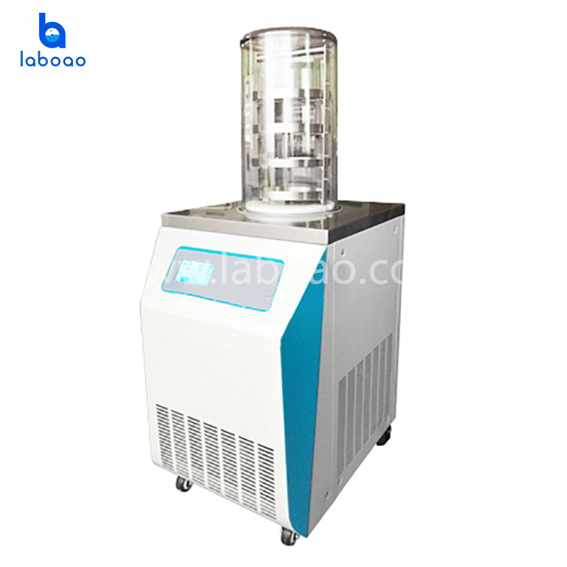 0.12㎡ vertical normal lab freeze dryer